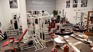Pasadena Personal Training at The Strength Shoppe