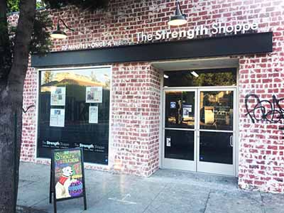 The Strength Shoppe Echo Park
